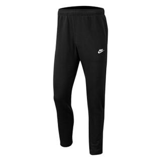 耐克NIKE 男子 长裤 CLUB PANT OH FT 运动裤 BV2714-010黑色L码