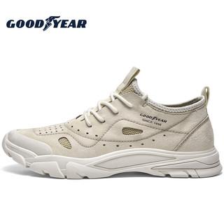 GOOD YEAR 固特异 G7496YR 男士休闲运动鞋