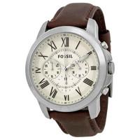 FOSSIL Grant FS4735IE 男士时装手表