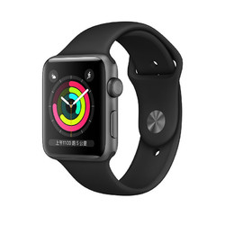 Apple 苹果 Apple Watch Series 3 智能手表 38mm