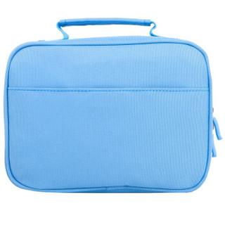 万信达(WXD)尼龙 哒哒熊系列电源袋包 /收纳包 蓝色 WH02017