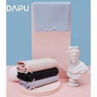 DAPU 大朴 女士中高腰水滴三角裤 5条