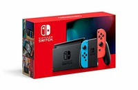 Nintendo Switch 续航增强版 红蓝手柄