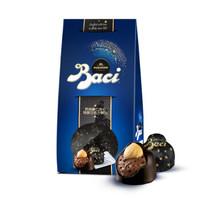 意大利进口 雀巢Nestle Baci芭绮 榛仁夹心特黑巧克力 年货礼盒 200g *2件