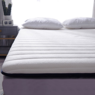 Nan ji ren 南极人 泰国乳胶6D加厚海绵记忆棉床垫 150*200cm