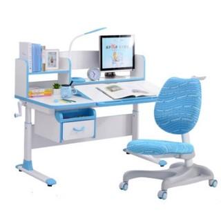 预售 : Totguard 护童 智慧系列 HT512BW+HTY-620 可升降儿童学习桌椅套装