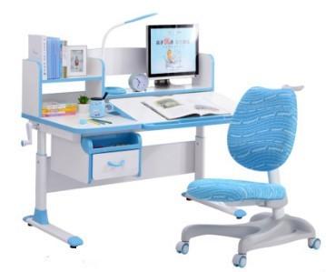 Totguard 护童 HT512BW+HTY-620 可升降儿童学习桌椅套装