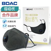 14日上新 BDAC KN95级 防护口罩 1枚