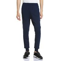 ADIDAS 阿迪达斯 男子训练系列 男子 ESS BL S PNT FT 长裤 蓝色 BS4996 A/XL