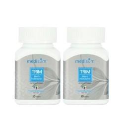 Medisum Trim 男士瘦身复合维生素 60粒 *2件