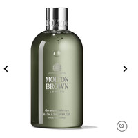 Molton Brown 天竺葵埃及莲花沐浴露 300ml