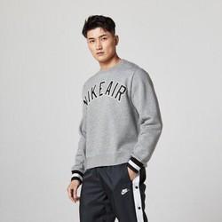 Nike 男款长袖字母印图卫衣大LOGO春季款