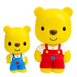 优彼ubbie第四代学前家教机亲子熊益智玩具故事机蓝牙0-6岁儿童玩具早教机