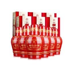 汾酒 老白汾醇柔 53度 475mL*6 清香型白酒