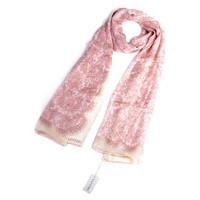 华伦天奴四季通用款欧美时尚女士真丝丝巾围巾 香港直邮冬季四季