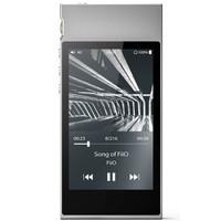 飞傲(FiiO) M7 蓝牙解码音频播放器 2GB 银色(3.5单端、4.4平衡)
