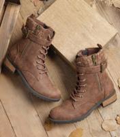 Skechers 斯凯奇 44662 女士马丁靴