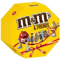 M&MS 综合版巧克力豆礼盒 179g