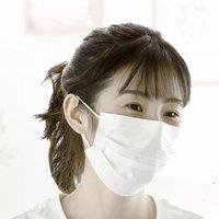 【天猫精选】全棉时代 一次性防尘成人口罩 2片