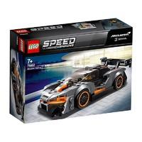乐高(LEGO)积木 超级赛车Speed Champions迈凯伦塞纳 75892
