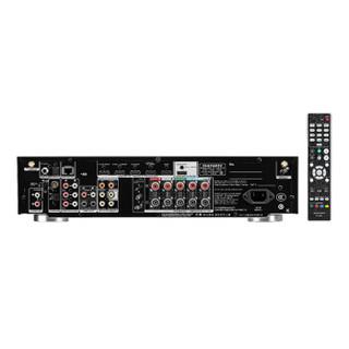 马兰士(MARANTZ)NR1510 音响 音箱 家庭影院 5.2声道 AV功放机 支持4K 蓝牙 WIFI 杜比DTS音效 ALLM 黑色