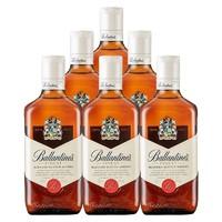Ballantine's 百龄坛 特醇 苏格兰威士忌 500ml*6瓶