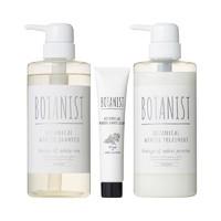 Botanist 限定款 植物洗发护发套装 清爽型 赠柊树&白茉莉味护手霜