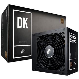 首席玩家 额定500W DK5.0铜牌 电源