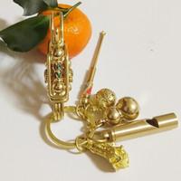 黄铜钥匙扣挂件纯手工钥匙扣挂饰汽车钥匙链