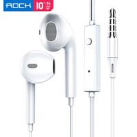 ROCK 乐优入耳式通用耳机