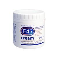 E45 滋润深层补水保湿霜 350g  *2件