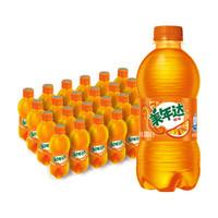Mirinda 美年达 橙味 汽水碳酸饮料 300ml*24瓶