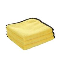 卡萨雷兹 双层加厚洗车毛巾 30*30cm 3条装
