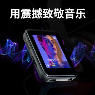 炳捷(BENJIE) MP3/MP4/播放器/电子书/学生小型迷你随身听/运动/歌词同步1.8英寸全面触摸屏X1 4G外放版黑色