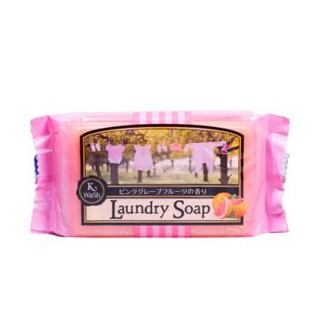 家耐优 婴儿洗衣皂 香柚味 135g