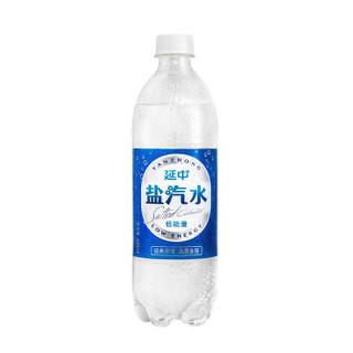 延中 盐汽水 饮料 100箱  600ml*20瓶/箱 企业团购专拍