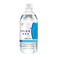 华蔚 75%酒精消毒液 500ml