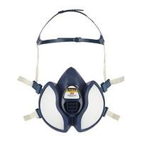 3M 口罩/面罩 FFABEK1P3 R D过滤阀 免维护 可重复使用 1件装