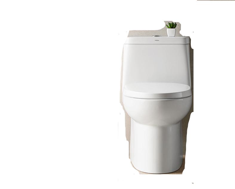 Hegii 恒洁卫浴 HC0162PT 节水缓降盖板马桶