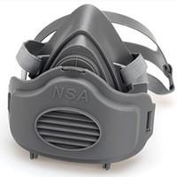 16日上新 Naisian KN95级 可更换滤芯防护面罩 含滤棉40片