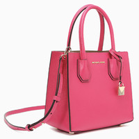 MICHAEL KORS MERCER系列 30F6GM9M2L 女士小号手提斜挎包