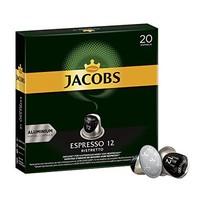 Jacobs Kapseln Espresso Ristretto 咖啡胶囊 200个装