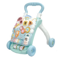 优乐恩(Youleen) 婴儿学步车 儿童手推可调节学步车 *3件