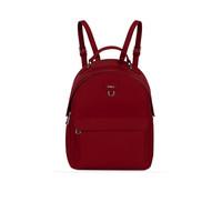 FURLA 芙拉 女士 牛皮革深红色FAVOLA系列 迷你 手提包双肩包 998410