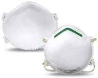 Honeywell 霍尼韦尔 NIOSH批准的N95呼吸器面罩,带呼吸阀,(RWS-54006)