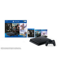 银联爆品日:SONY 索尼 PlayStation 4 Slim 游戏机 套装+3个月会员