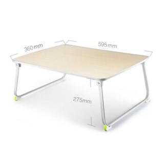 赛鲸(XGear) 折叠床上懒人笔记本电脑桌 轻巧大桌面 H2加大版