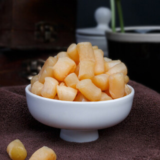 八荒干贝(海鲜特产干货淡扇贝瑶柱)干贝虫草汤煲汤材料200g
