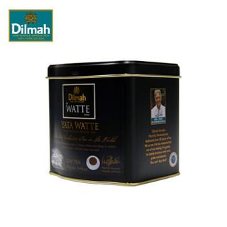 迪尔玛 Dilmah 斯里兰卡进口红茶散装 送礼佳品 玛雅塔瓦特红茶茶叶 125g罐装