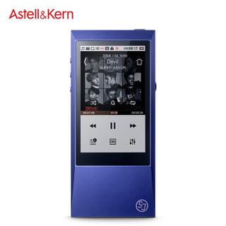 Iriver 艾利和 Astell&Kern SUPER JUNIOR x AK Jr 音乐播放器 MP3(64GB、宝石蓝)
